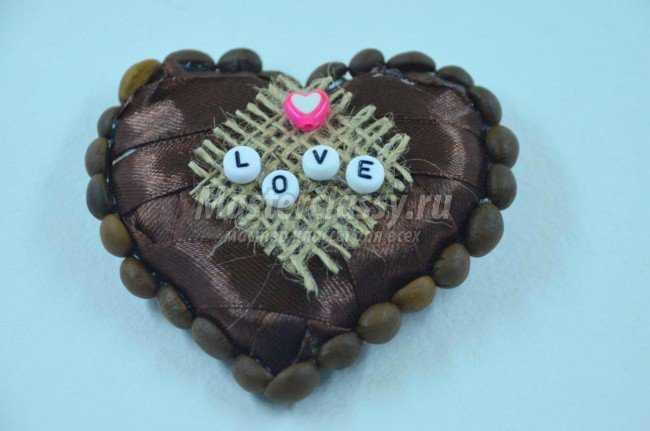 Топиарии. Сердечко в день Святого Валентина