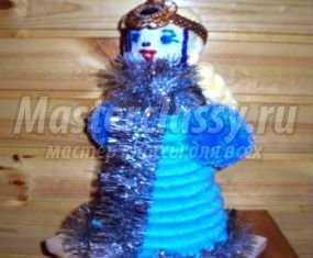 1358086425_anons Как сделать снегурочку своими руками