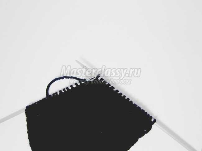 Вязание. Носочки для эльфа