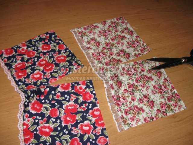 Гирлянда текстильная ко дню влюбленных