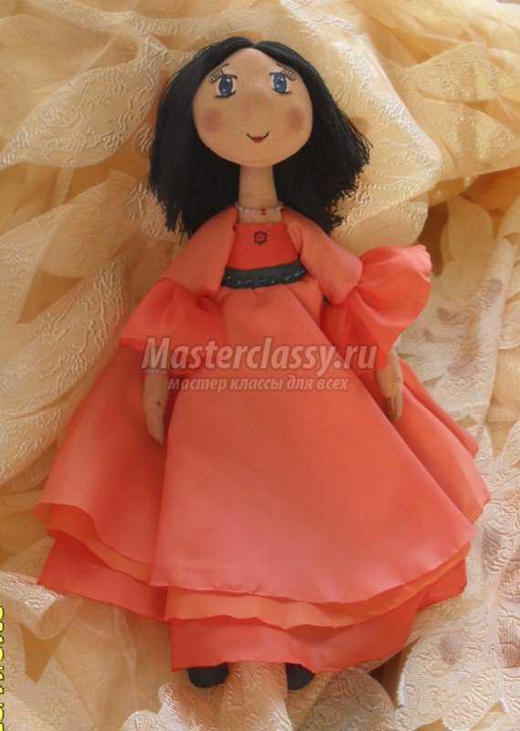 Кукла - примитив. Афия