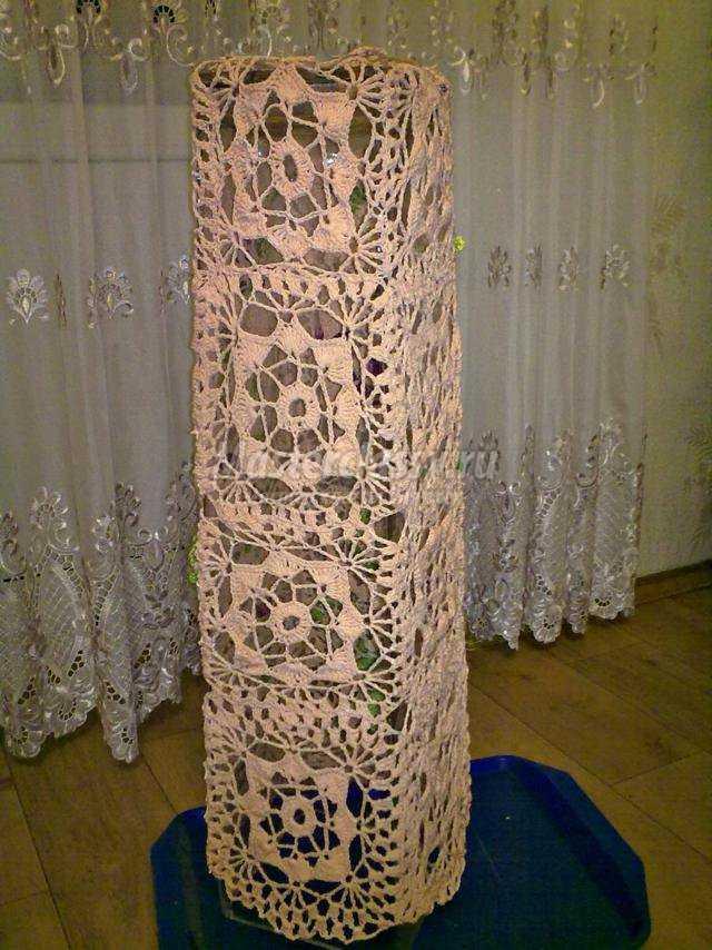 Цветы своими руками для напольной вазы мастер класс