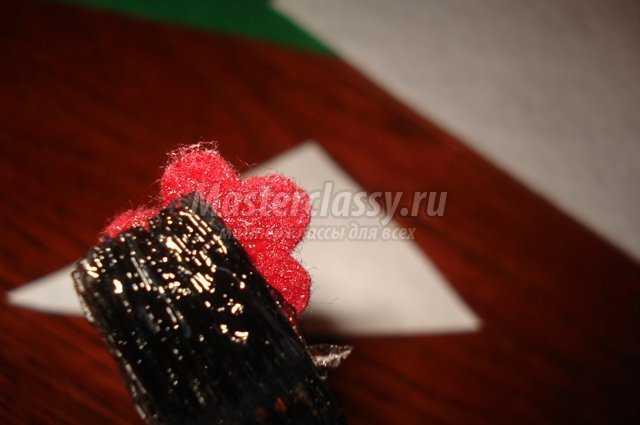 Валентинка - магнит