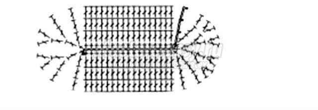 Схемы вязания крючком пинеток для девочек 75