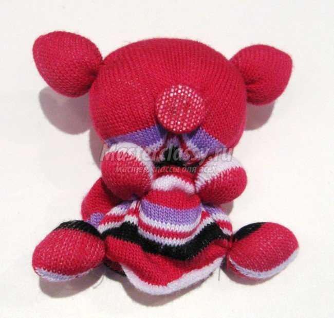 Текстильная игрушка Хрюшка