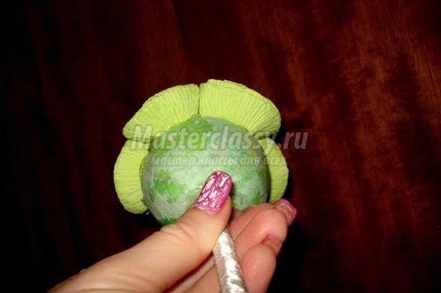 8 Марта. Топиарий из роз