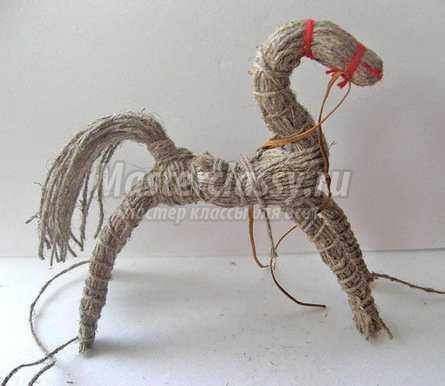 Лошадь - лошадка своими руками