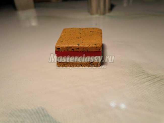 Кольцо из полимерной глины