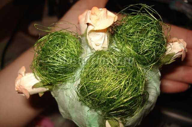Весенний топиарий