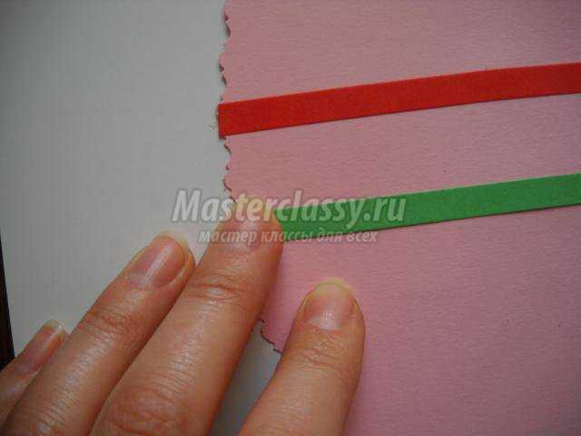 пасхальная открытка в технике квиллинг