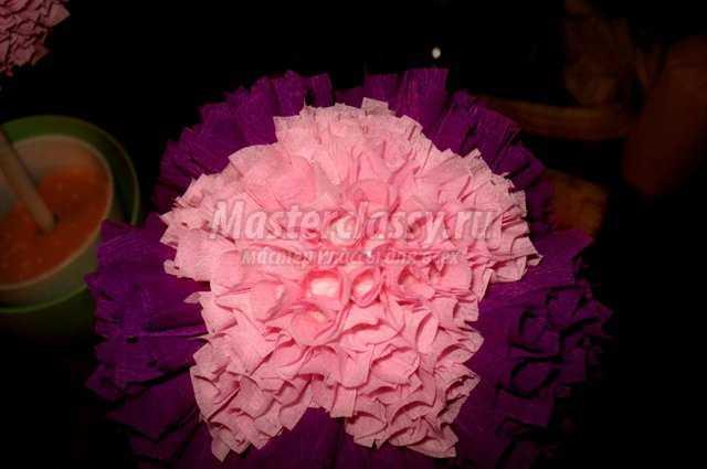 топиарий «Дивный цветок»