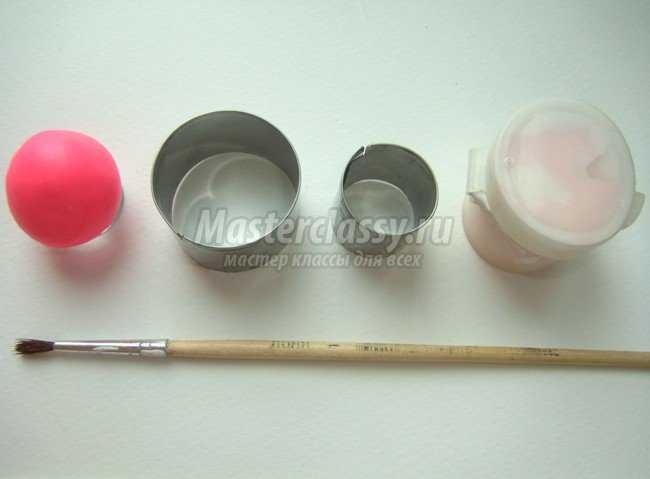 Полимерная глина посуда своими руками
