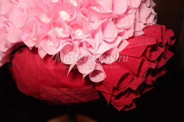 Топиарий «Невиданный цветок»