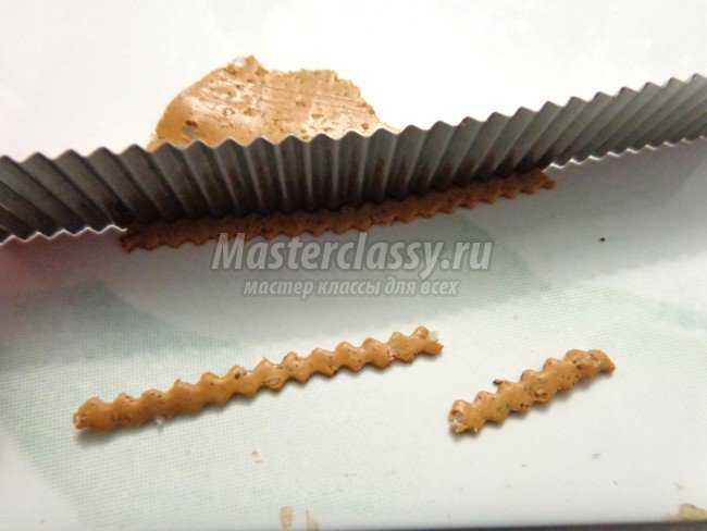 Пирог от Мышонка-Поваренка из полимерной глины