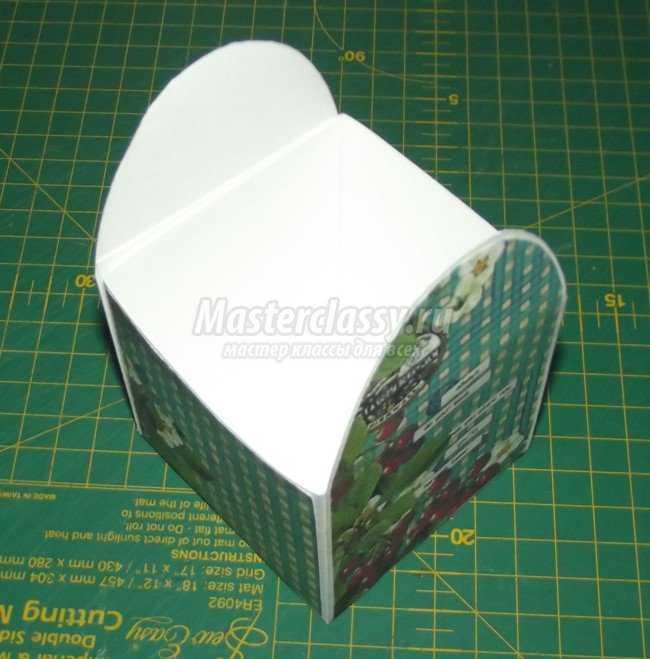 Пасхальная коробочка для яйца