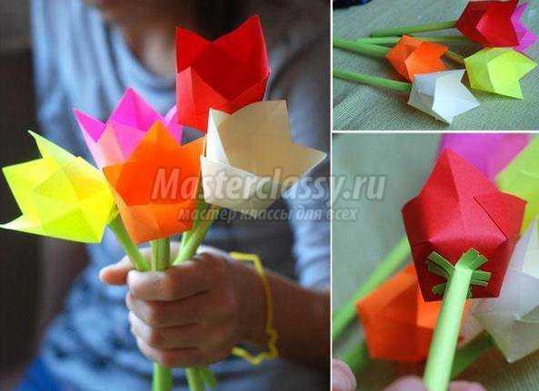 Мастер - класс своими руками. Цветы