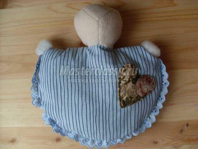 вальдорф куклы зайка