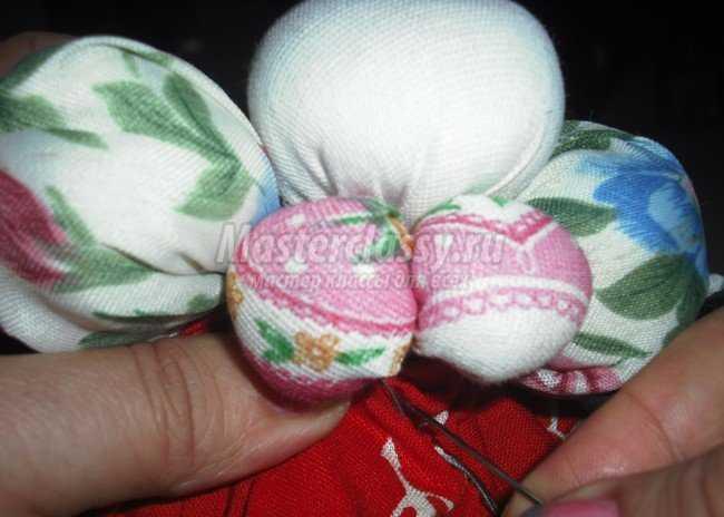 Кукла кубышка-травница
