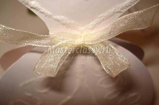 Бонбоньерка «Невеста»