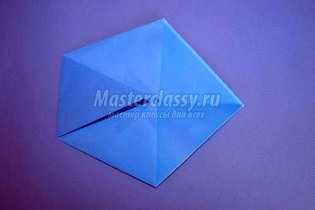оригами животные. Муравьед