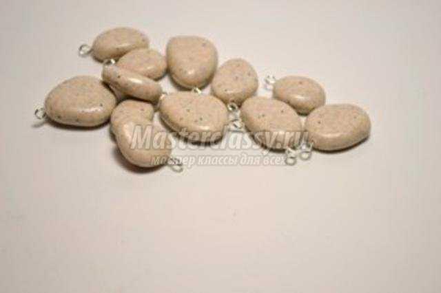 браслет из термопластики с имитацией камней