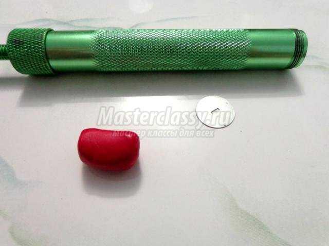 серьги из эпоксидной смолы и полимерной глины
