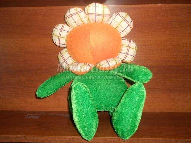 Цветок игрушка сделать своими руками фото 359
