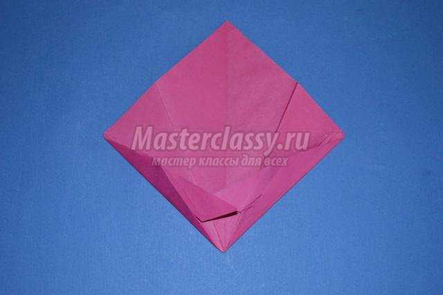 оригами животные. Летучая мышь