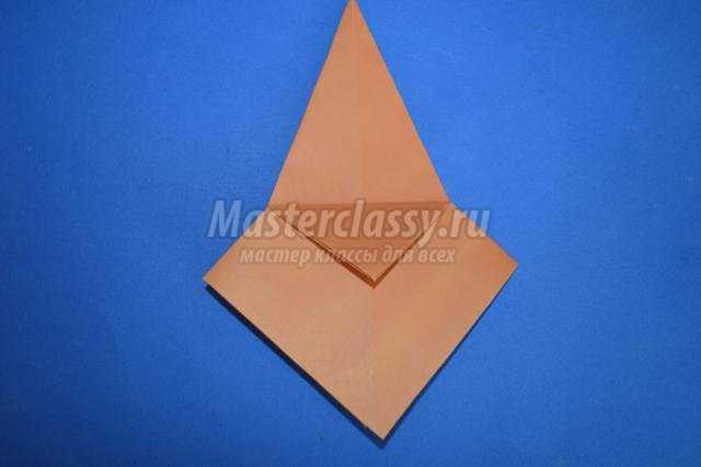 оригами животные. Верблюд