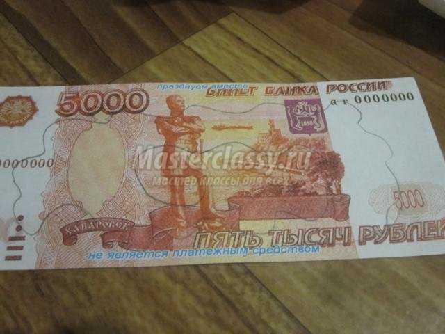денежное дерево своими руками. Лакшми