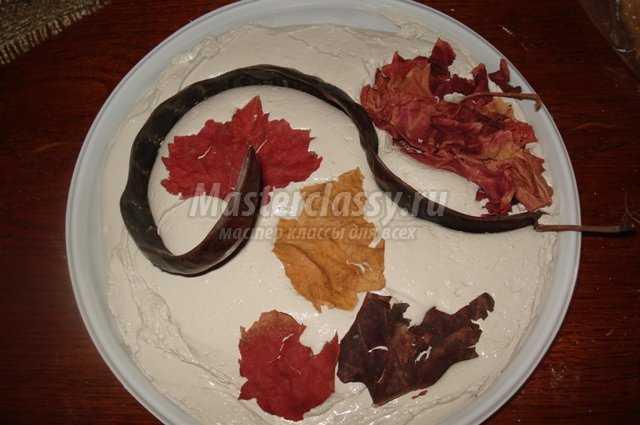 Осенняя Пицца