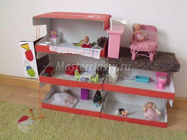 Кроватки для кукол 2