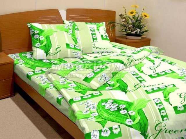 Комплект постельного белья своими руками