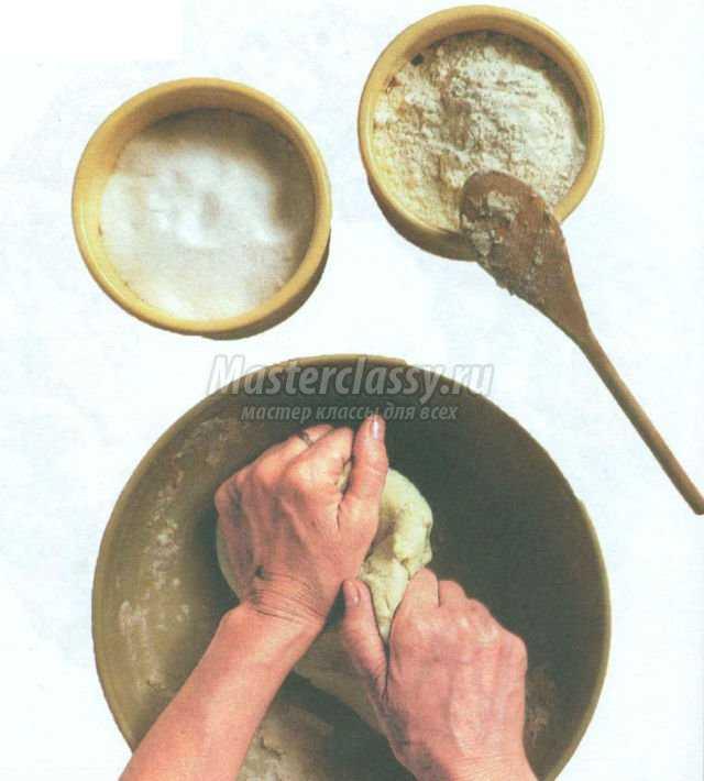 мастер-классы по лепке из соленого теста