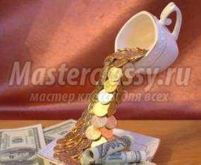 Кофейная чашка своими руками фото фото 592