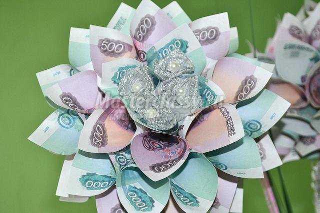 Как сделать настоящие деньги свое рук