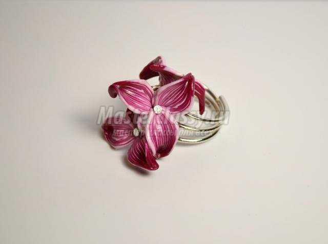 Комплект украшений из полимерной глины своими руками