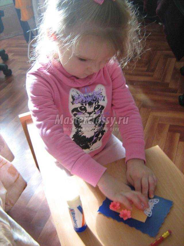скрапбукинг. Детские открытки своими руками