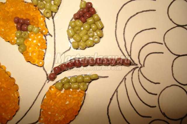 Мозаика из бисера