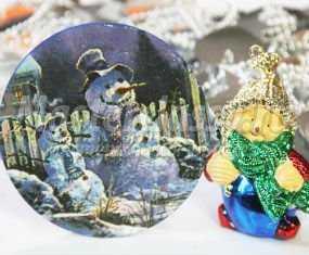 1382444696_anons Снеговик своими руками на Новый год из подручных материалов