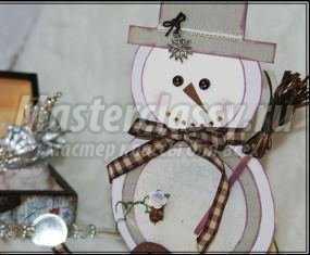 1382906263_kopiya-img_1077 Снеговик своими руками на Новый год из подручных материалов