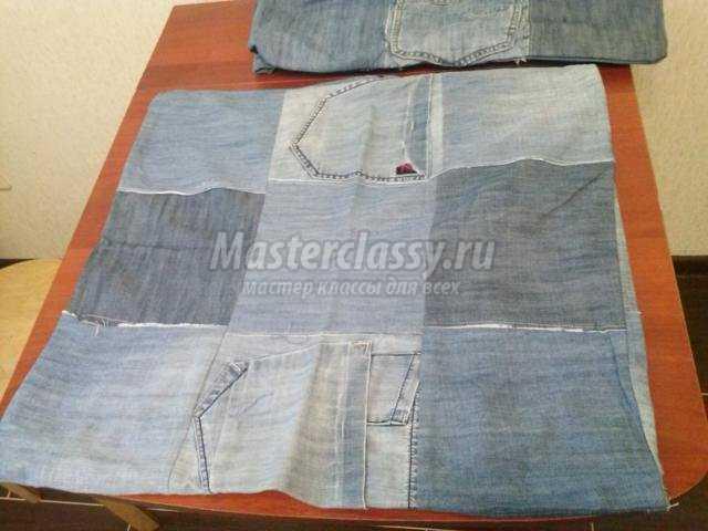Переделка джинсов своими руками мастер класс