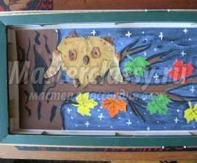491Текстильная игрушка сова своими руками