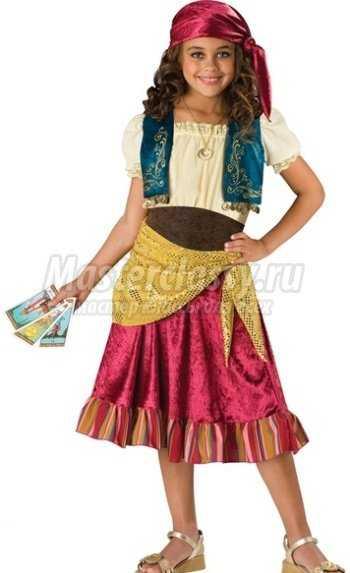 Карнавальные костюмы своими руками - photo#9