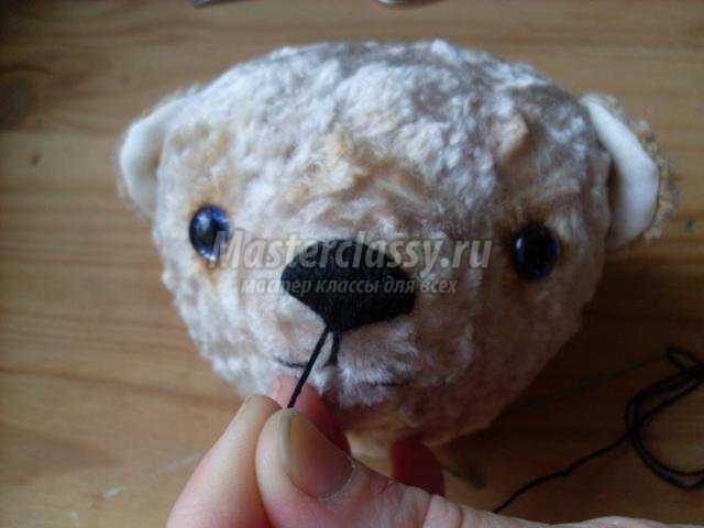 мишки Тедди своими руками