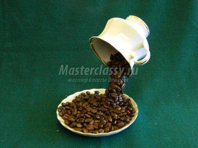 Парящая чашка своими руками мастер 61