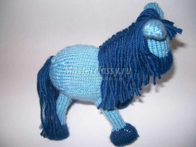 Конь своими руками