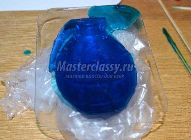 антисептическое мыло для мужчин. Граната