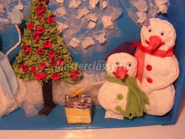 Шапочки снеговиков своими руками фото 606