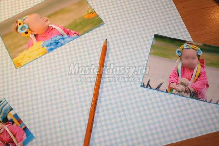 Как сделать коллаж из фото своими руками. Идеи для детской комнаты